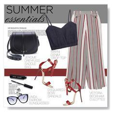 """""""Top 5 Summer Staples"""" by viola279 ❤ liked on Polyvore"""