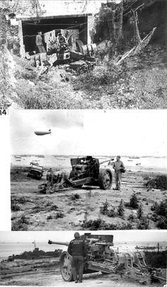 8,8 cm Pak 43/41 au Wn 61 Omaha Read more: http://histomil.com/viewtopic.php?f=338&t=3918&start=1600#ixzz3SoZ69FN4