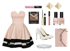 """""""Pretty in Pink"""" by mommysaracaley on Polyvore"""