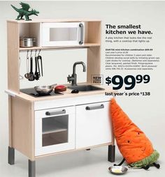 1000 ideas about ikea kids kitchen on pinterest the boy for Play kitchen set ikea