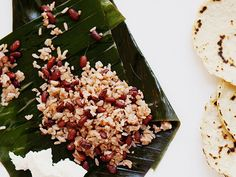 THIS is what we had in Nicaragua - and I will be making it here for sure. Real Gallopinto (Rice and Beans) - this recipe put together by a Nicaraguan. I really enjoyed this dish - we had it at every meal prepared by Nicaraguans. :) It was often served alongside hot corn tortillas and scrambled eggs... and lots and lots of fruit.