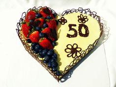 Čokoládovo-pomarančová torta s ovocím   Raw Mother&Daughter
