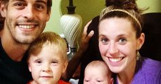 Jill Duggar Dillard & Her Brood Are a 'Little Happy Family of 4' in Cute New Pics