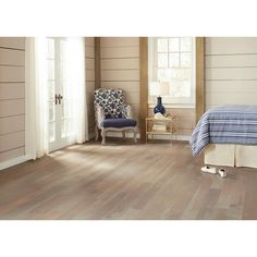 home legend oceanfront birch 38 in thick x 5 in wide x varying length click lock hardwood flooring sq ft case - Home Legend Flooring