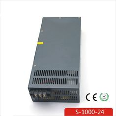 CE Soro 220V INPUT 1000W 24V 42A power supply Single Output Switching power supply for LED Strip light AC to DC UPS ac-dc