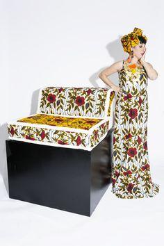 roche bobois - 'encuentros con la moda española' #frenchartdevivre, Möbel