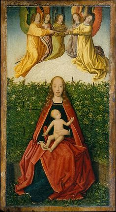Virgin and Child  Jan Provost