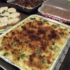 Cauliflower and Broccoli Bake Recipe - Fresh broccoli and cauliflower are baked together with a thick cheese sauce! Vegetarian Side Dishes, Veggie Side Dishes, Vegetable Dishes, Side Dish Recipes, Vegetable Recipes, Vegetarian Recipes, Chicken Recipes, Broccoli Cheese Bake, Broccoli Casserole