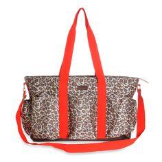 Carter's® Nylon Cheetah Print Tote Diaper Bag-buybuy BABY