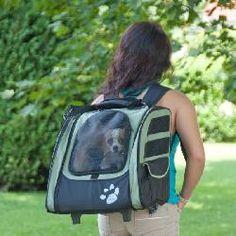Pet Gear I-GO-2 Traveler Backpack Dog Carrier