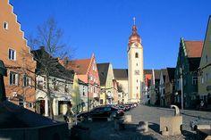 Explore Schwandorf, Germany, Bavaria, Upper Palatinate, tourism, travel guide