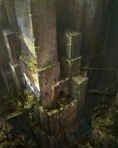 Ruins by j T on ArtStation. *******for more great… – Ruins by j T on ArtStation. *******for more great… – Ruins by j T on ArtStation. *******for more great… – Ruins by j T on ArtStation. Fantasy City, Fantasy Places, Fantasy Kunst, Fantasy World, Dark Fantasy, Fantasy Concept Art, Fantasy Artwork, Environment Concept Art, Environment Design