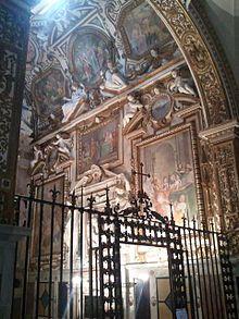 La Cappella Nolfi nel Duomo di Fano e gli affreschi del Domenichino – lecentocitta