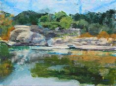Hill Country by Connie Miller Oil ~ 36 x 48