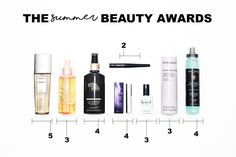 The Summer Beauty Awards