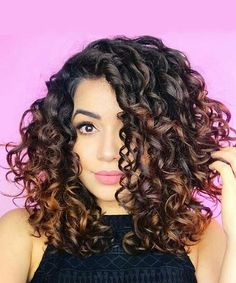 Excellent Mid Length Curly Hairstyles 2018 For Women To Get An Eye Catching Look