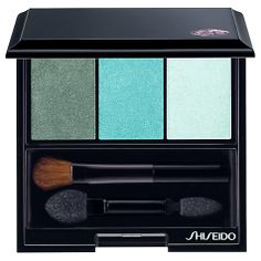 Shiseido Luminizing Satin Eye Colour Trio Palette, Lido