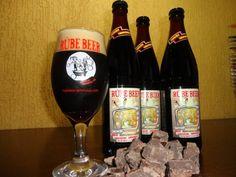 Cerveja Rübe Beer Robust Porter, estilo Porter, produzida por Rübe Beer, Brasil. 6% ABV de álcool.