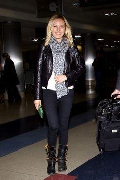 Nice jacket with slim pant