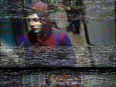 Gorgeous Glitch † #glitch #glitchart #static #tracking #video #screencap #screengrab #videostill #stillframe #corrupt #corruptedimage #VHS