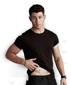 Nick Jonas - Managing diabetes with Dexcom CGM   Dexcom Warrior   Dexcom