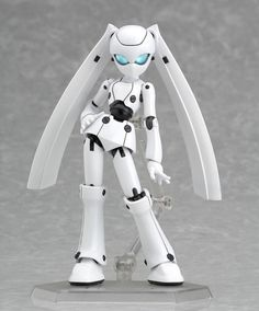 Kirin Hobby : Figma # 38 Drossel Action Figure by Max Factory 4545784060872