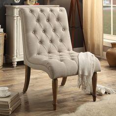 Iris Side Chair from Wayfair