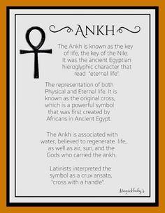 Ankh symbolism