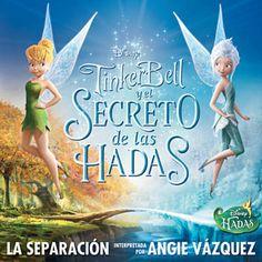 """He encontrado La Separación (De """"Tinker Bell Y El Secreto De Las Hadas"""";Spanish Version) de Angie Vázquez con Shazam, escúchalo: http://www.shazam.com/discover/track/97662115"""