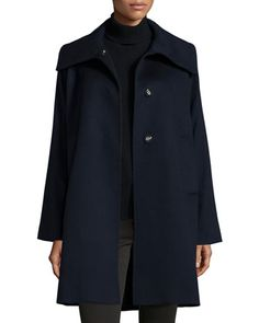 The Jane Cashmere Coat  by Jane Post at Neiman Marcus.
