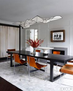 Dining room furniture ideas that are going to be one of the best dining room design sets of the year! Get inspired by these dining room lighting and furniture ideas! Dining Room Light Fixtures, Modern Light Fixtures, Dining Room Lighting, Modern Lighting, Dining Room Design, Dining Room Furniture, Dining Area, Dining Rooms, Furniture Ideas