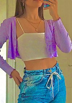 Indie Outfits, Teen Fashion Outfits, Retro Outfits, Vintage Outfits, Indie Fashion, Aesthetic Fashion, Aesthetic Clothes, Style Fashion, Aesthetic Indie