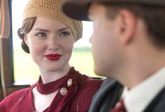 Holliday Grainger stars in Bonnie & Clyde