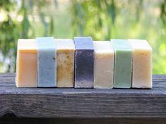 Vegan Soap Bars