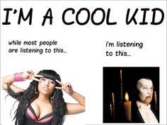 That's totally me. haha