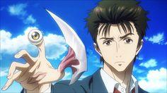 Page + Crunchyroll Kiseijuu: Sei no Kakuritsu (Parasyte - the maxim) Older Series Angel Beats, Parasite Manga, I Love Anime, Me Me Me Anime, Parasyte The Maxim, Anime Manga, Anime Art, Castlevania Netflix, Otaku
