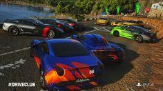 Driveclub'ın Gamescom 2014 Videosu