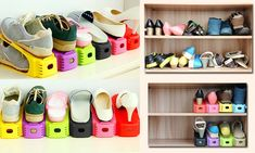 Ever Mercantile Limited: Space-Saving Shoe Storage Units: Six-Pack ($19.95), 12-Pack ($35) or 24-Pack ($59)