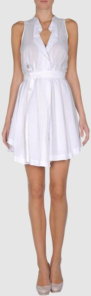 Twenty 8 Twelve White Short Dress