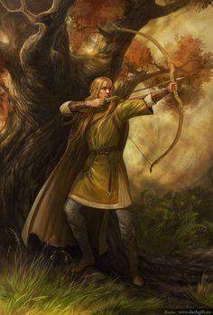 Legolas Greenleaf <3