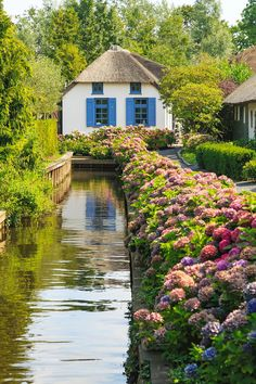 Giethoorn, Venice of the Netherlands