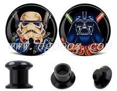 black acrylic ear plugs tunnel ear gauges expander ear stretcher piercing body jewelry 6 25mm sale in pair AE 0010-in Body Jewelry from Jewe...