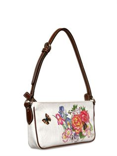 ETRO |  PRINTED FLOWERS SHOULDER BAG