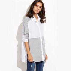 2efe674729 137 Best Dulce Vida | Tops images | Blouses, Shirt blouses, Chiffon ...