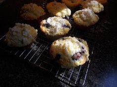Whimsy Bower: Hot Mormon Muffins: July Edition