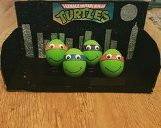 Turtles easter egg competition
