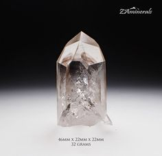 #Brandberg #Smoky #Phantom #Quartz #Goboboseb #Namibia OA12 Store link in bio If you're looking for anything in particular just use the store's search function under the header photo!