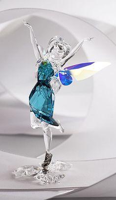 Swarovski Disney Silvermist Fairy