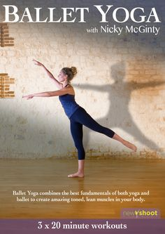 Ballet Yoga will be out in the UK on October 15th and the US by Spring 610cafbc4ce