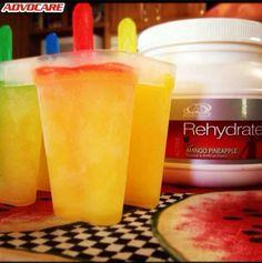 Rehydrate pops